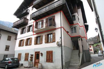 Appartamento di ampia metratura da ristrutturare a Siror