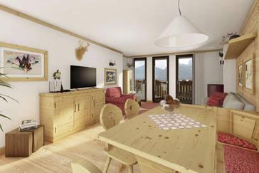 Appartamenti di nuova costruzione a San Martino di Castrozza