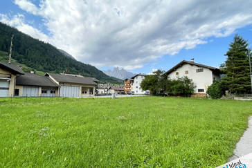 Terreno edificabile in posizione centrale e panoramica